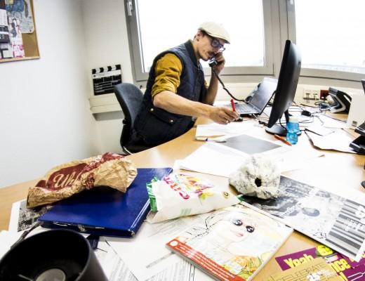 Arbeitsplatz c) Alex Schirmer